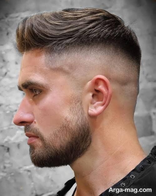 مدل موی کوتاه مردانه جدید