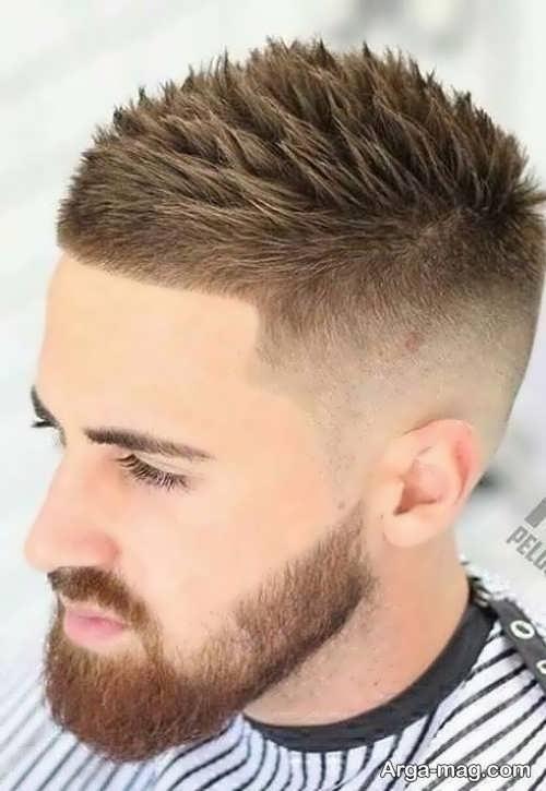 مدل موی خاص مردانه