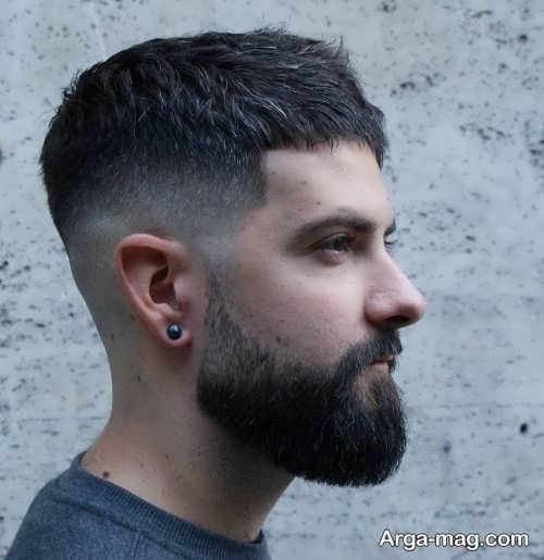 مدل مو مردانه جدید و زیبا
