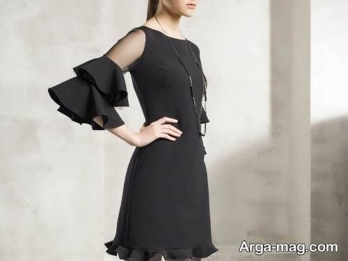 مدل پیراهن مجلسی دخترانه