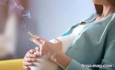 سیگار در بارداری