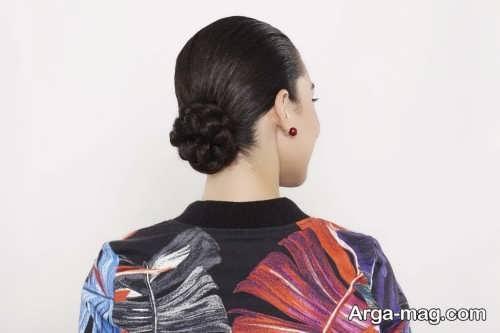 مدل مو بسته دخترانه