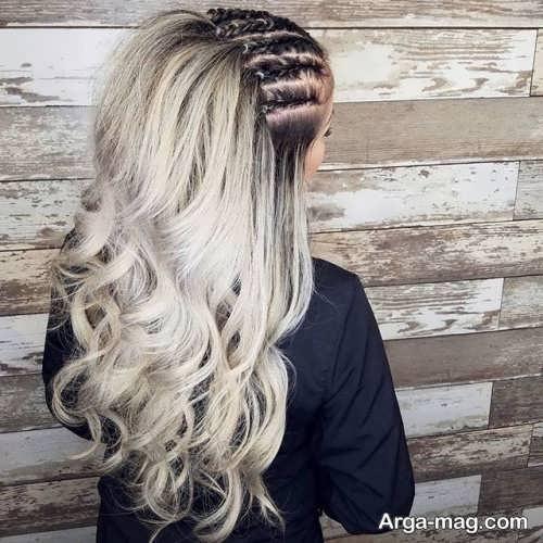 مدل موی باز اسپرت