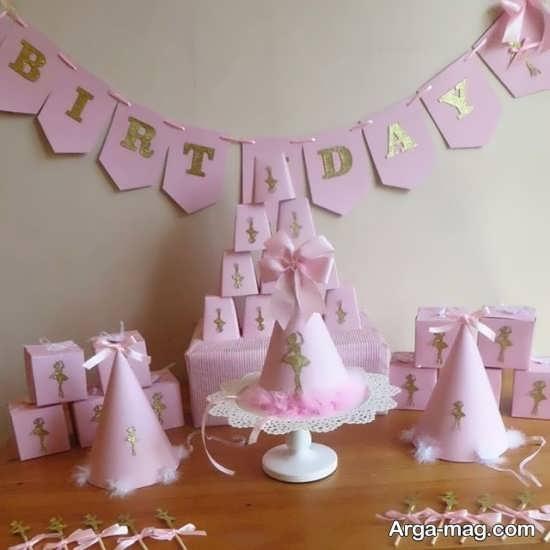 تم جشن تولد زنانه