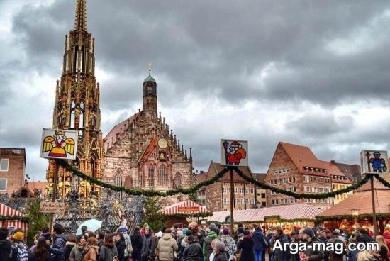 مکان های دیدنی شناخته شده آلمان