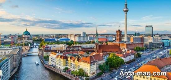 مکان های دیدنی جذاب آلمان