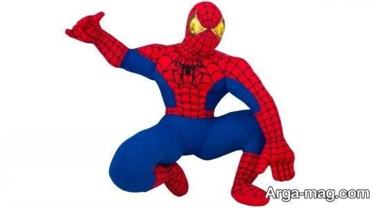 طراحی ویژه مرد عنکبوتی