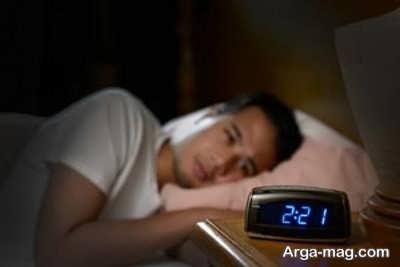 مصرف کافئین و بی خوابی