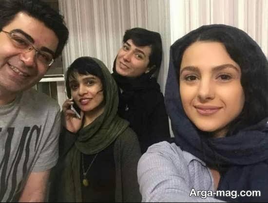 زندگینامه جدید فرزاد حسنی
