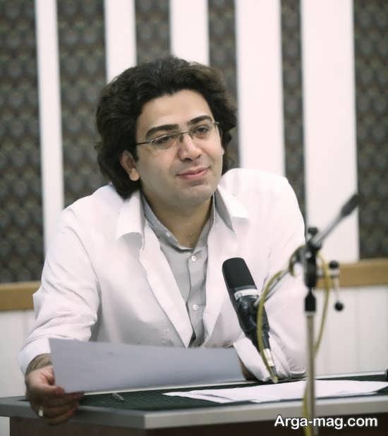زندگینامه فرزاد حسنی
