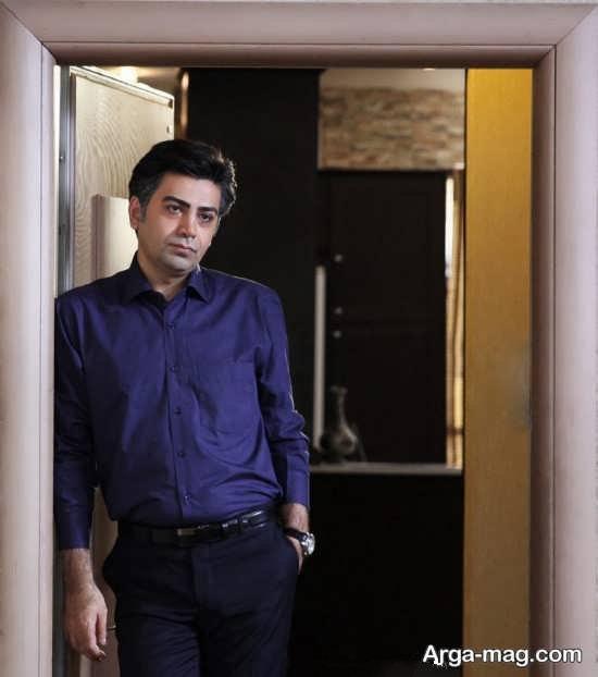 بیوگرافی در مورد فرزاد حسنی