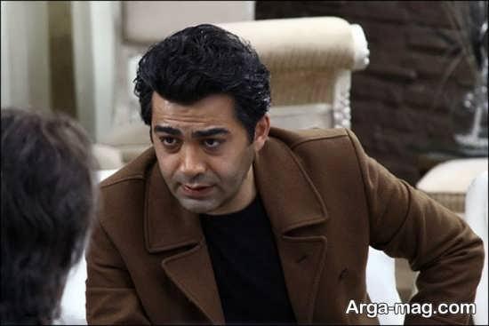 زندگینامه درباره فرزاد حسنی