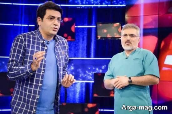 بیوگرافی جذاب فرزاد حسنی
