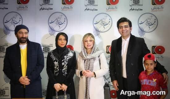 بیوگرافی جدید فرزاد حسنی