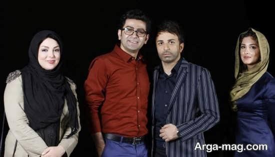 زندگینامه کامل فرزاد حسنی