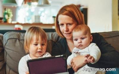 دخالت والدین در تربیت کودک