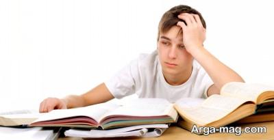 راهکارهای کاهش استرس امتحان