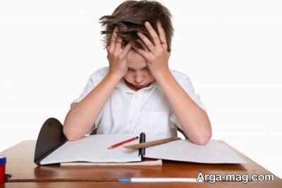کاهش میزان استرس امتحان