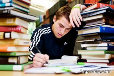 کاهش اضطراب امتحان