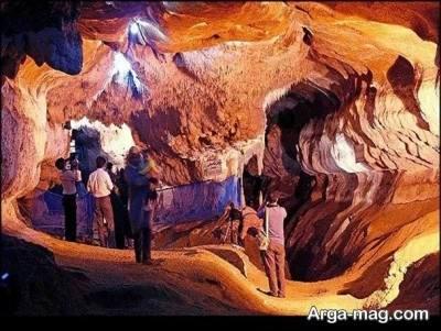 غار تماشایی کتله خور