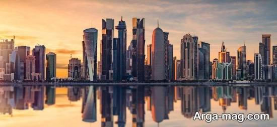 هزینه های سفر به قطر