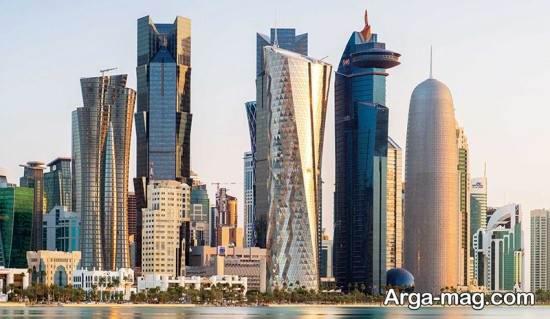 سفر به برج های قطر