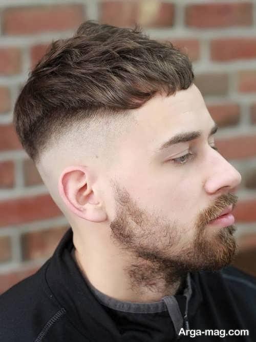 مدل موی شیک مردانه