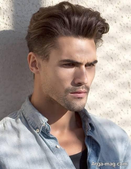 مدل مو مردانه بلند