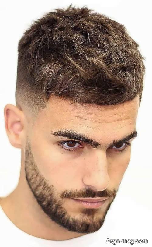 مدل موی زیبا مردانه