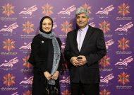 مریم کاویانی و آقای سیاستمدار