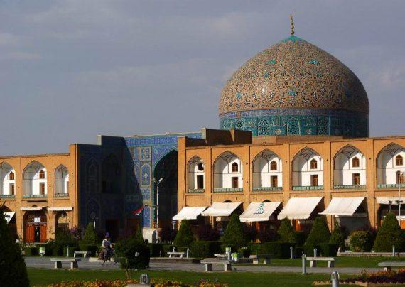 آشنایی با مسجد شیخ لطف الله