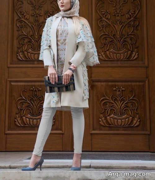 مدل مانتو مجلسی زیبا و شیک