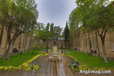 باغ زیبای نگارستان