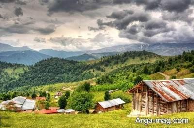 روستای دیدنی اولسبلنگاه