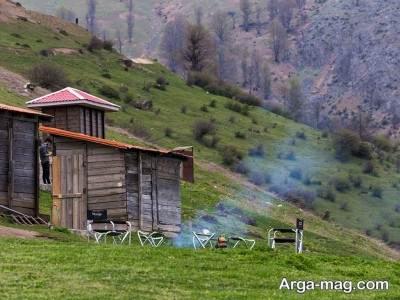 روستای توریستی اولسبلنگاه ماسال