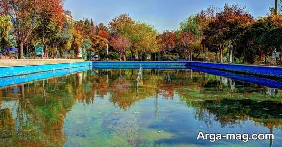چشم انداز بی نظیر تهران