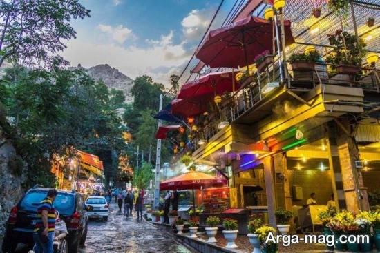 مکان های دیدنی تهران برای گردشگران