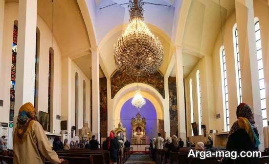 کلیسای تاریخی تهران
