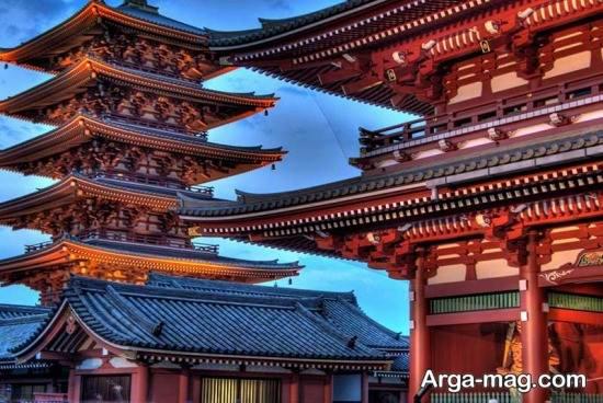 مکان های دیدنی توکیو
