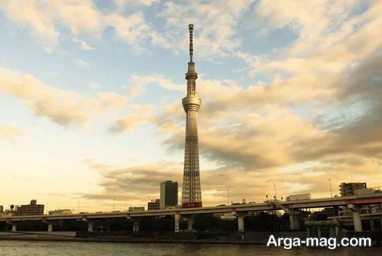 مکان های جذاب توکیو