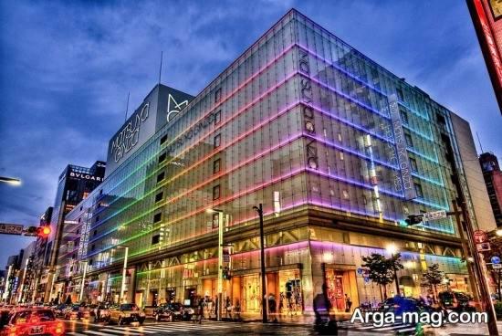 مکان های مهم توکیو