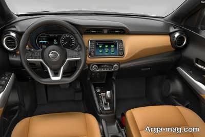 خودروهایی با بهترین طراحی داخلی