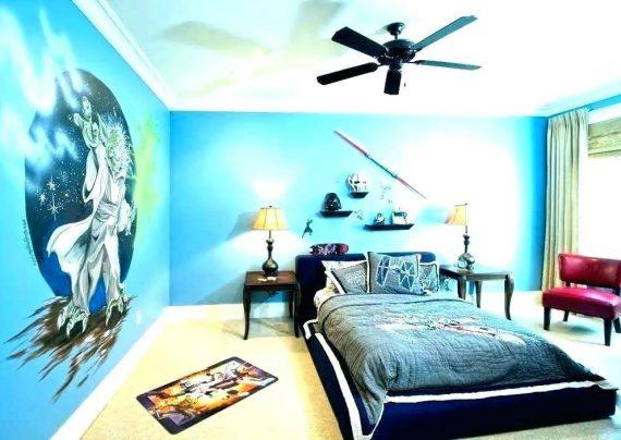 رنگ اتاق خواب پسرانه