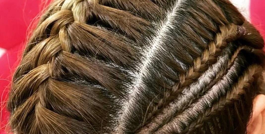 آموزش بافت اسکاج ساده آموزش بافت آفریقایی مو ساده اما حرفه ای در ۶ مرحله