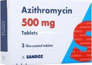 همه چیز درباره قرص آزیترومایسین