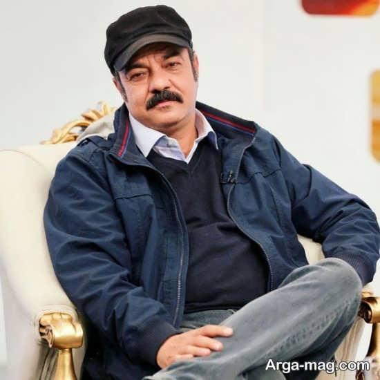 سعید آقانی بازیگر و کارگردان 47 ساله سینما و تلویزیون