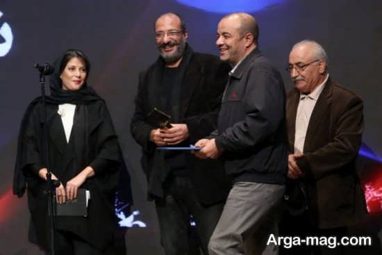 عکس های متفاوت سعید آقاخانی