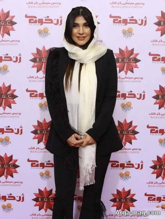 بیوگرافی سارا سهیلی