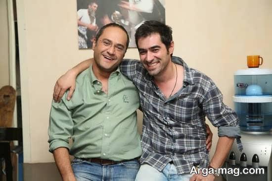 بیوگرافی و عکس های شهاب حسینی