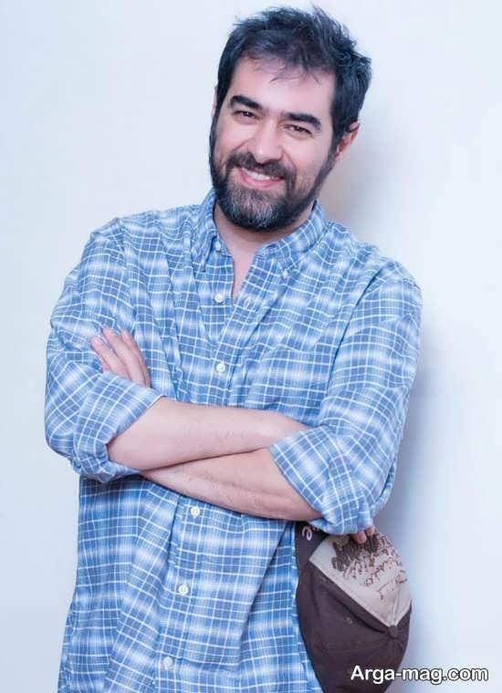 تصاویر جالب شهاب حسینی